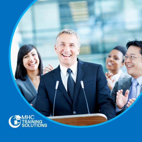 Public Speaking Training – Online Course – CPDUK Accredited