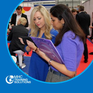 Trade Show Staff Training – Online Course – CPD Accredited