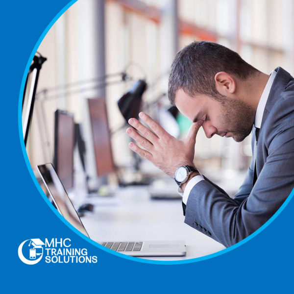 Managing Workplace Anxiety Training – Online Course – CPD Accredited