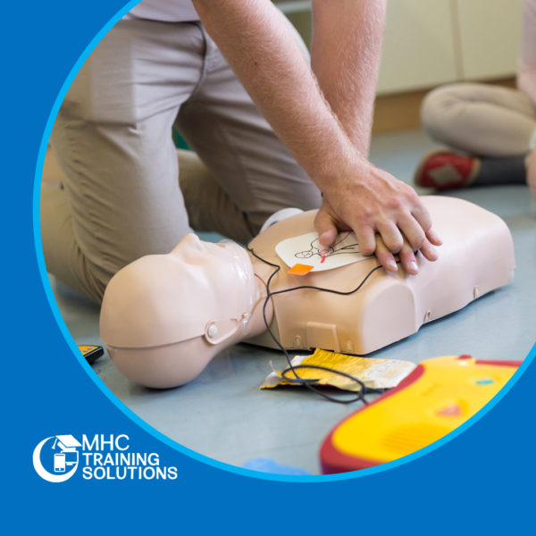 Basic Life Support – Level 2 – Online Training Course – CPD Accredited