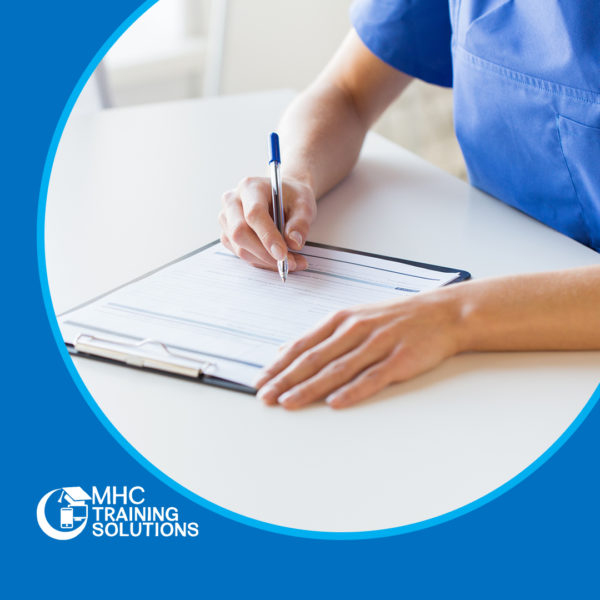Care Planning and Record-Keeping – Online Course – CPD Accredited