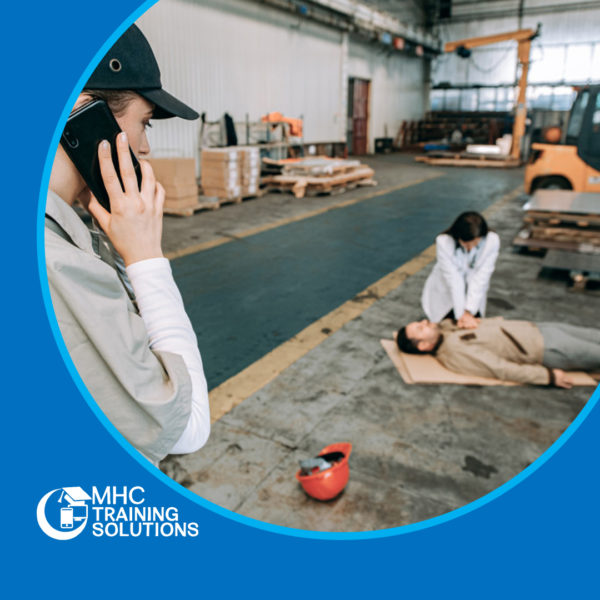 Emergency First Aid at Work – Online Training Course – CPD Accredited