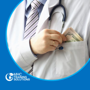 Counter Fraud, Bribery and Corruption in the NHS - CPD Accredited