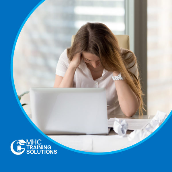 Coping with Stress at Work – Online Training Course – CPD Accredited