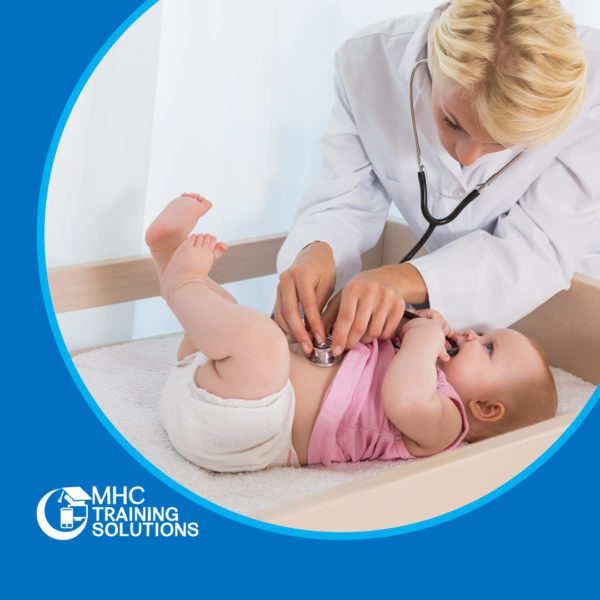 Paediatric First Aid – Online Training Course – CPDUK Accredited