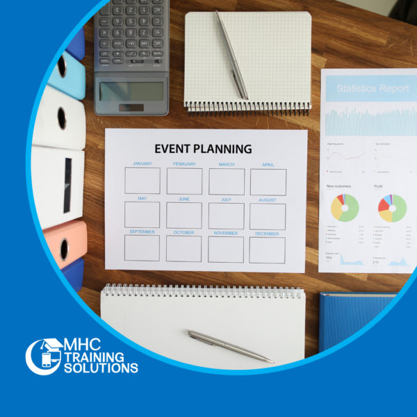Event Planning Training – Online Course – CPD Accredited